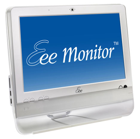 Eee Monitor, The iMac from ASUS