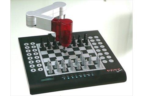 2Robot Electronic Chess