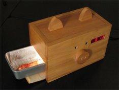 Wake N Bacon Alarm Clock
