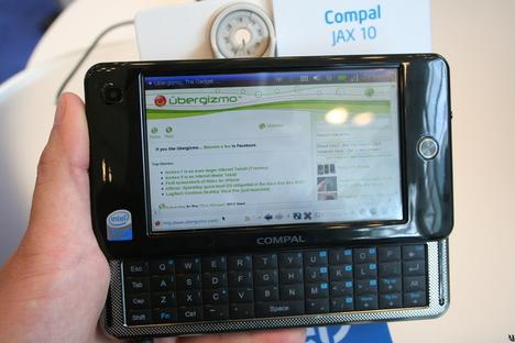Compal JAX10 / Aigo P8880 Quick Review