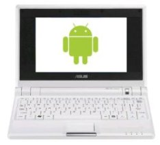 Google Android Running On Eee PC 701 Tutorial