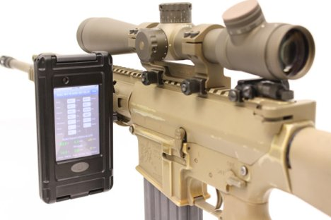 Knights Armaments M110 iPod Touch Mount