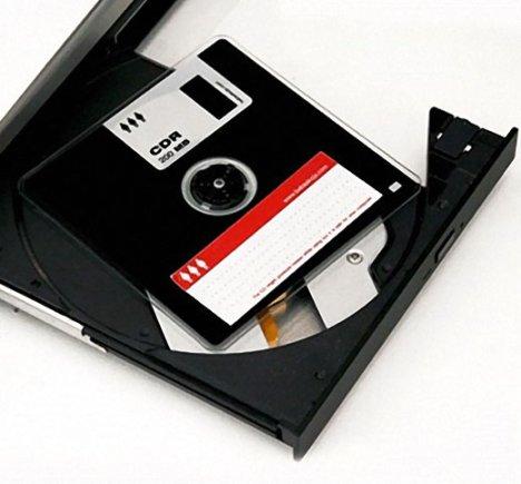 Floppy CD-R Disc