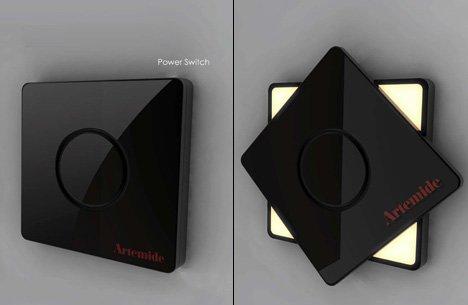 MAGI Light Switch Concept