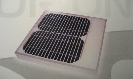 Suntrac Solar-powered GPS Tracker