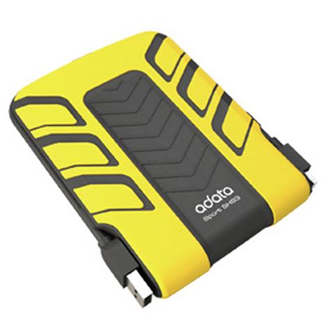 A-DATA SH93 Rugged Portable Hard Drive