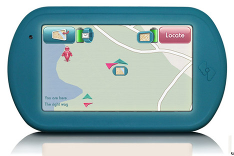 Keruve 2010 GPS tracking system for Alzheimer patients