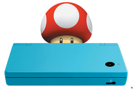 Nintendo DSi with larger screen in the works
