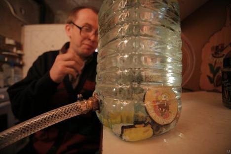 DIY water purifier