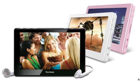 ViewSonic VPD400 MovieBook unveiled