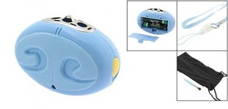 Mini Wearable Air Purifier For Your Pet