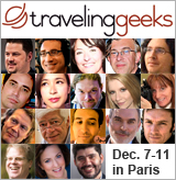 Ubergizmo is Going to Paris with the Traveling Geeks