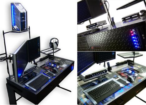 Will Urbinas Desk Looks Cool