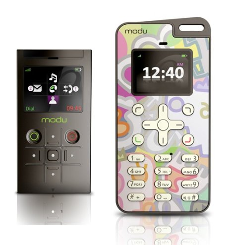 Modu Parades Production Handset And Accessories