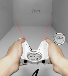 Red Point Measure Does It Digitally