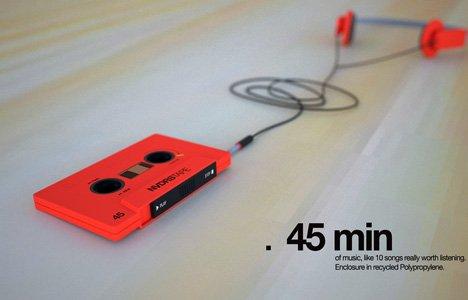 Cassete Tape MP3 Player