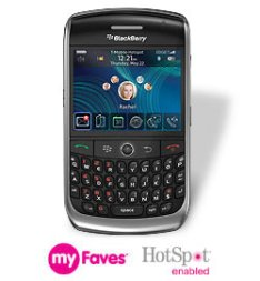 T-Mobile Offers BlackBerry Curve 8900