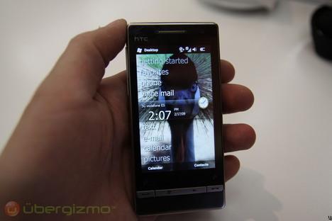 Windows Mobile 6.5 Mini Review