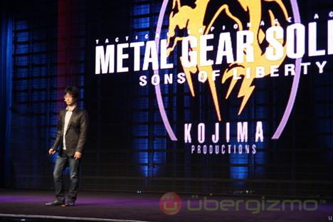 Hideo Kojima Keynote at GDC09: Solid Game Design