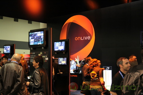 OnLive - Hands-On at GDC 09