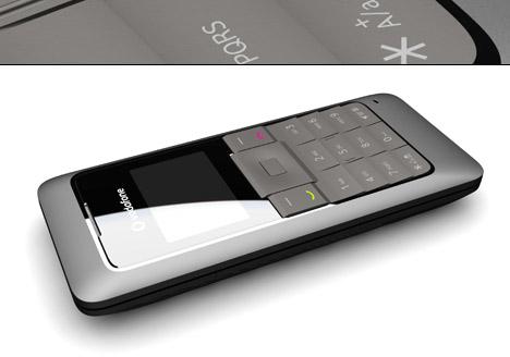 Vodafone 135 Basic Handset