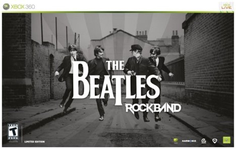 Beatles: Rock Band Is Official