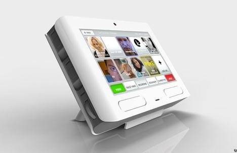 Kicker Conference Phone Concept (Delicious)