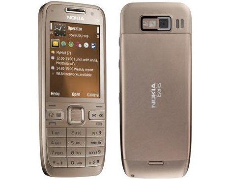 Nokia Launches E52