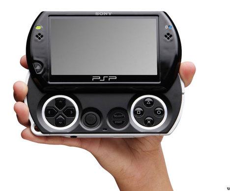 PSP Go Revealed