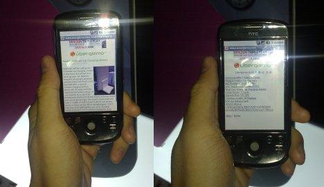 HTC Magic Hands-On