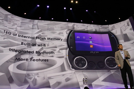 Sony Wants To Win With PSP Go, But Not at Any Price