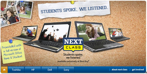 Best Buy Offers Next Class Series Notebooks For College Students