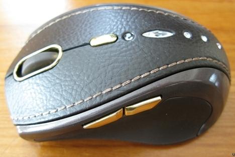 Gigabyte Swarovski Wireless Laser Mouse
