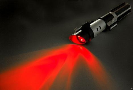 Lightsaber Flashlight