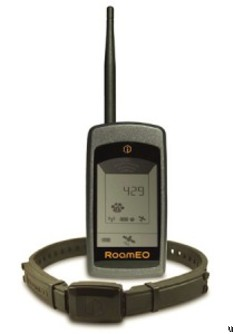RoamEO GPS dog collar