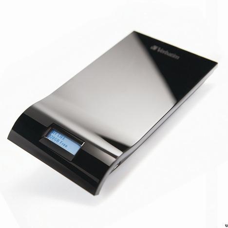 Verbatim InSight portable USB hard drive