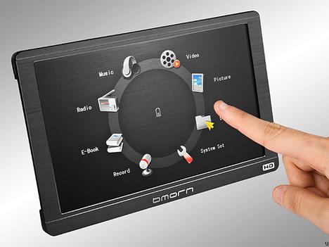 bmorn BM-888 portable media player