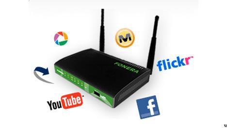 Fon Fonera 2.0n router