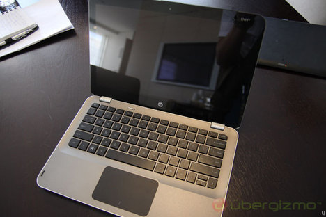 HP Envy13, hands-on