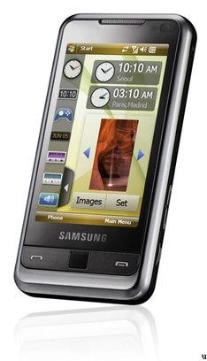 Samsung Omnia i900 to get Windows Mobile 6.5