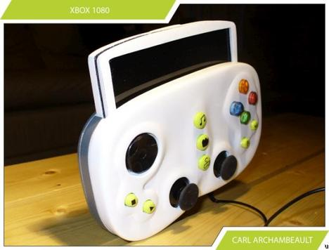 Xbox 1080 prototype