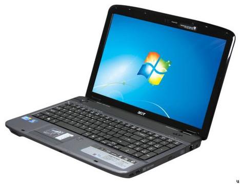 Acer Aspire AS5740 arrives Stateside