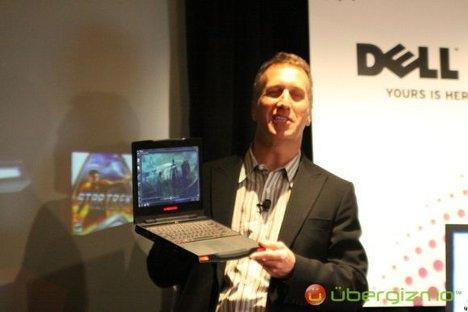 Alienware M11x gaming notebook