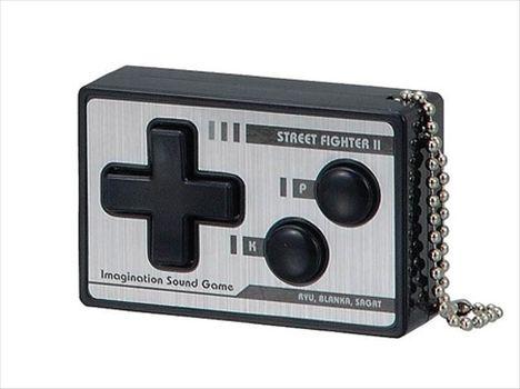 Bandai Controller Keychain Brings Back Memories
