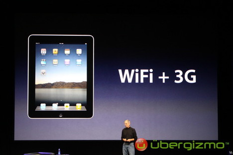 Apple iPad says no to T-Mobile