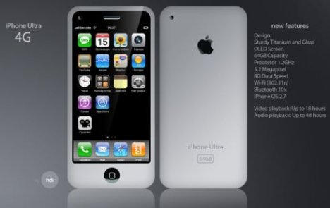 iPhone 4G To Get 802.11n Wi-Fi?