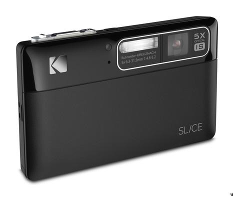 Kodak Slice touchscreen digital camera