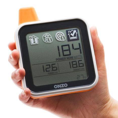 Onzo Smart Energy Kit Helps You Go Green
