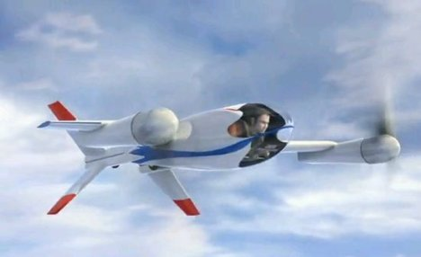 NASA Believes In Single Person Electric Aircraft