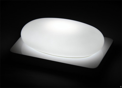 Soap Light portable lamp